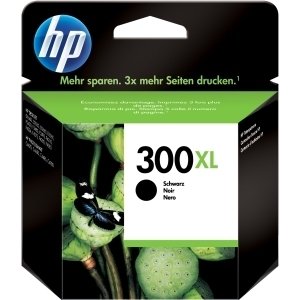 HP 300XL Ink Cartridge - Black