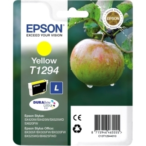 Epson DURABrite T1294 Ink Cartridge - Yellow